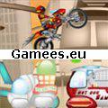 2039 Rider SWF Game