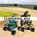 3D Quad Bike Racing SWF Game