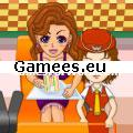 Air Hostess SWF Game
