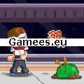 Alien Squad SWF Game