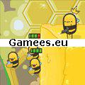 Angry Bees SWF Game