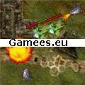 Artillery Defense SWF Game