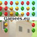 Balloon Bliss SWF Game