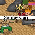 Bandidos Desert SWF Game