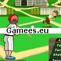 Baseball Mayhem SWF Game
