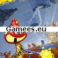 Battle of Mushrooms SWF Game
