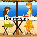 Beach Cafe SWF Game