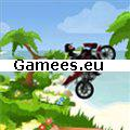 Beach Rider SWF Game