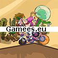 Bicycle Run SWF Game