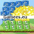 Big Blocks Battle SWF Game