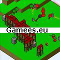 Big Red Bouncing Balls of Doom SWF Game