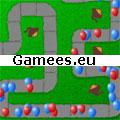 Bloons Tower Defense SWF Game