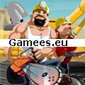 Builder Brawl SWF Game