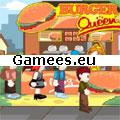 Burger Queen SWF Game