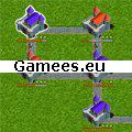 Castles Wars SWF Game