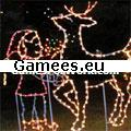 Christmas Lights SWF Game