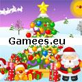 Christmas Snow World SWF Game