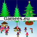 Christmas Threes SWF Game