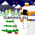 Christmas eCard Maker SWF Game
