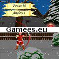 Christmas Archer SWF Game