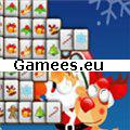 Christmas Mahjong SWF Game