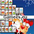 Christmas Mahjong SWF Game
