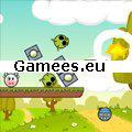Cows vs Aliens SWF Game