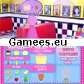 Cupcake Queen SWF Game