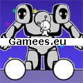 Dance of the Robots SWF Game