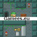 Dangerous Dungeons SWF Game