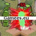 Dark War Strategy SWF Game
