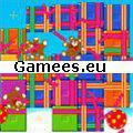 DeBloc X-mas SWF Game