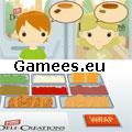 Deli Creations SWF Game