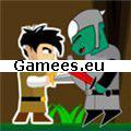 Doodle Warrior SWF Game