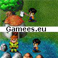Dragon Ball Z Village SWF Game