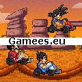 DragonBall Kart SWF Game