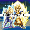 Dragon Ball Z Power Levels SWF Game