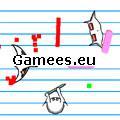 Draw Man SWF Game