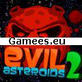 Evil Asteroids 2 SWF Game