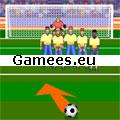 Free Kick Madness SWF Game