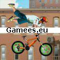 Free Style BMX SWF Game