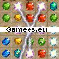 Gem Invasion SWF Game