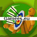 Green Archer SWF Game