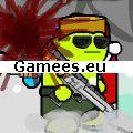 Gun Mayhem SWF Game