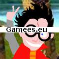 Harry Potter Quidditch SWF Game