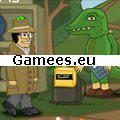 Harry Quantum Episode 2 - Unmasked SWF Game