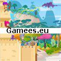 Heroes vs Dragons SWF Game