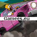 Homers Donut Run SWF Game