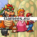Infinite Mario Bros SWF Game