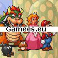Infinite Mario Bros SWF Game